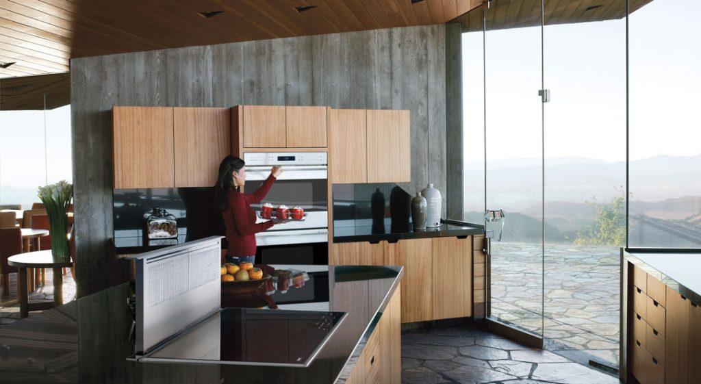 Subzero and wolf alpine kitchen display