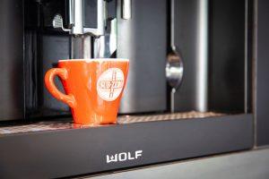 Wolf Coffee Maker